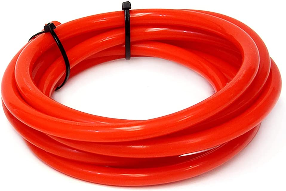 HPS HTSVH4-REDx10 Red Ranking TOP12 10' Length Temperature Max 66% OFF High Vacuu Silicone