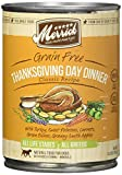 Merrick Classic Grain Free Thanksgiving Day Dinner Canned Dog Food