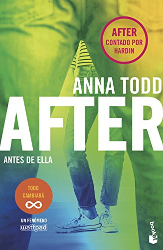 After. Antes de ella (Serie After) (Bestseller)