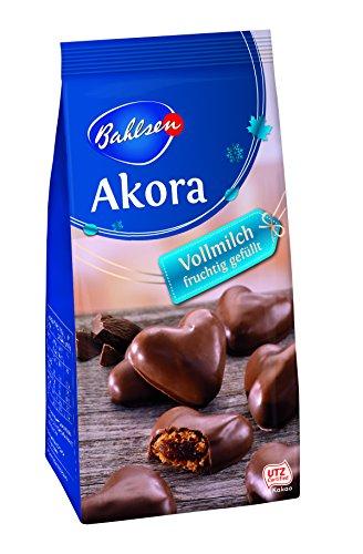 Bahlsen Akora Vollmilch Lebkuchenherzen 6 x 150g