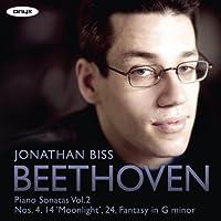 Beethoven: Piano Sonatas Vol 2