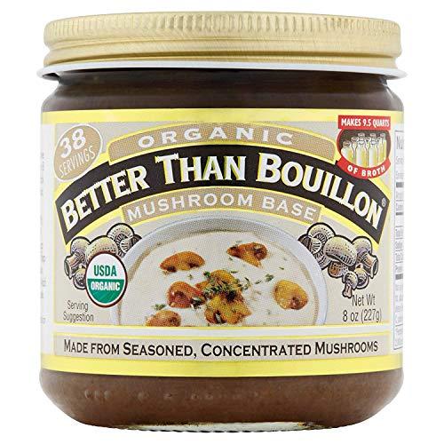 Better Than Bouillon Organic Mushroom Base, 8 oz
