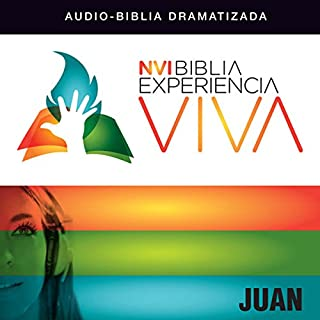 Experiencia Viva: Juan (Dramatizada) [NVI The Bible Experience Alive: John]                   By:                                                                                                                                 Zondervan                               Narrated by:                                                                                                                                 Full Cast                      Length: 2 hrs and 1 min     5 ratings     Overall 4.2