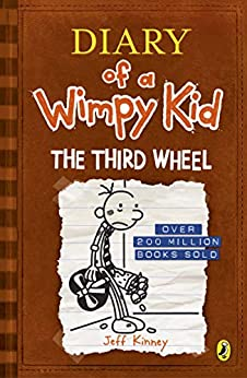 Diary of a Wimpy Kid: The Third Wheel (Book 7) by [Jeff Kinney]