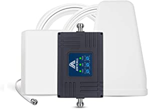 Cell Phone Signal Booster for Home and Office – Triple Band Cellular Repeater for..