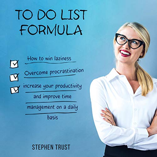 To Do List Formula cover art