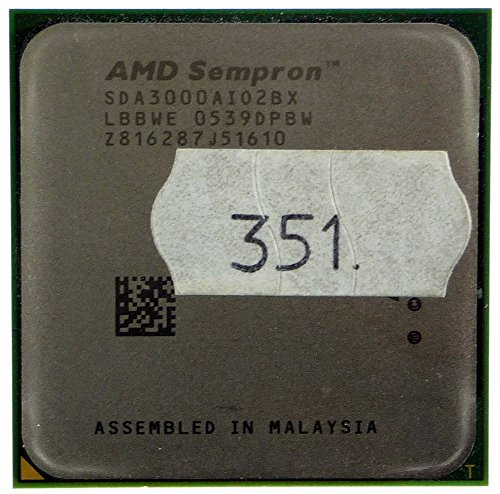 AMD Sempron 64 3000 + SDA3000AIO2BX (sda3000bxbox) 1,8 gHz ID11403