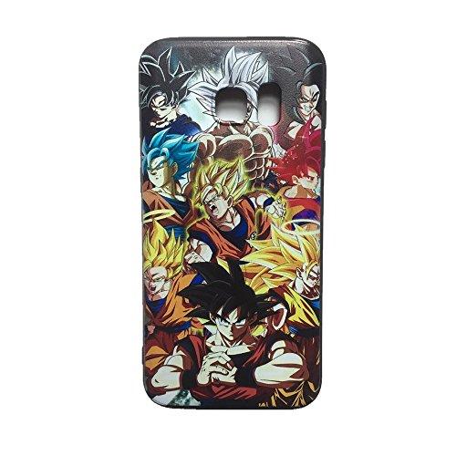 Dragon Ball Super DBZ Goku Protector Cases Cover for Samsung Galaxy S7