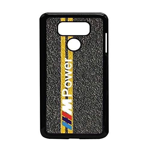 Con carcasa Bmwm6 de plástico duro, compatible con LG Optimus G6, creativo para niños, diseño 43-4.
