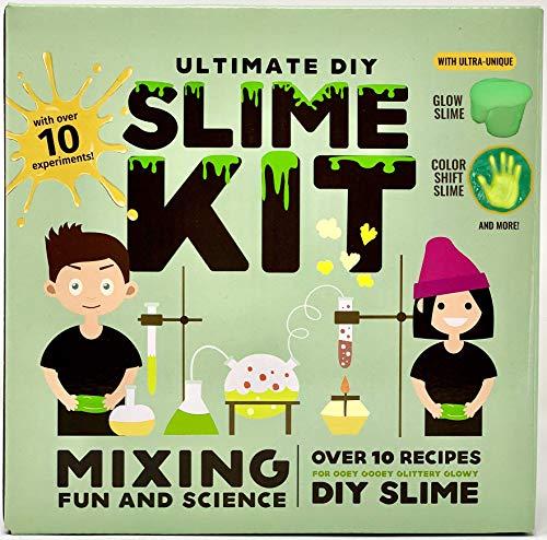 Baby Mushroom Ultimate Slime Kit - 10 Slimy Science...