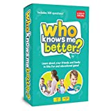 Best Family Board Games - Who Knows Me Better? | Kids & Family Review