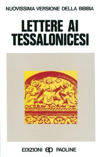 Lettere ai tessalonicesi