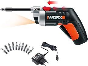 Atornillador, 4 V Worx WX252