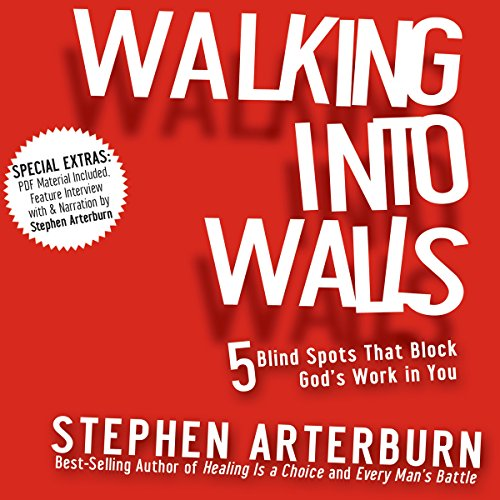 Walking into Walls cover art