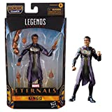 Hasbro Marvel Legends Series The Eternals 6-Inch Action Figure Toy Kingo, Movie-Inspired Design, Includes 4 Accessories, Ages 4 and Up