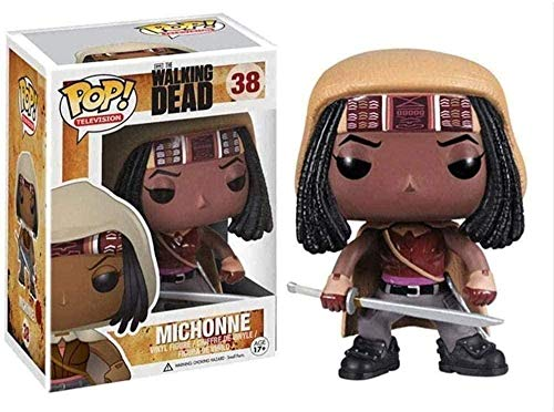 ZSDD Pop! The Walking Dead Figura # 38 Coleccionable de Michonne