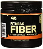 Optimum Nutrition Fitness Fiber, Unflavored, 6.88 Ounce