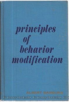 Principles of Behaviour Modification 0030811511 Book Cover