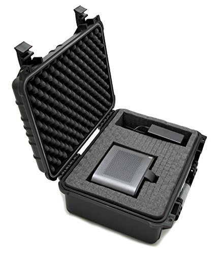 Casematix Portable Projector Carry Case Compatible with Nebula Mars 2 Pro or Nebula Mars Projector by Anker and Accessories