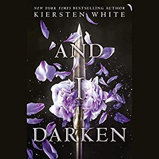 And I Darken audiobook cover art