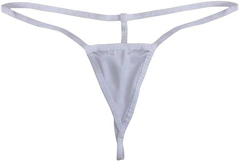 Details about  /Mid Waist Bikini Womens Underwear Lace Briefs Panties G String Thong Transparent