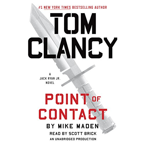 Tom Clancy Point of Contact audiobook cover art