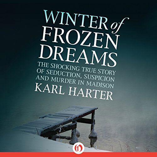Winter of Frozen Dreams audiobook cover art
