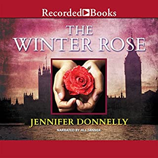 The Winter Rose audiobook cover art