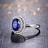 Immagine 1 ycgems collezione sapphire ring oro