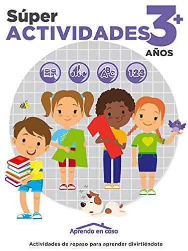 Libro Actividades. 3-4 Años