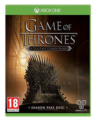 Game of Thrones - A Telltale Game: Season Pass Disc (Xbox One) [UK IMPORT]