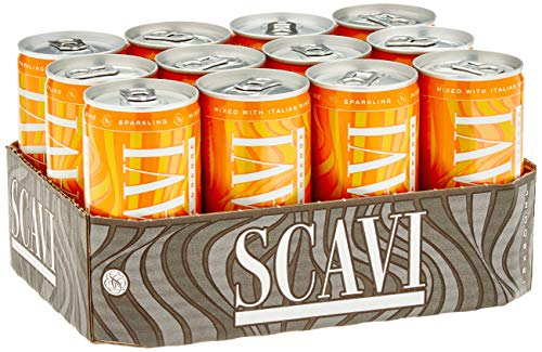 SCAVI Maracuja+Orange 12x 0,2l Dose EW