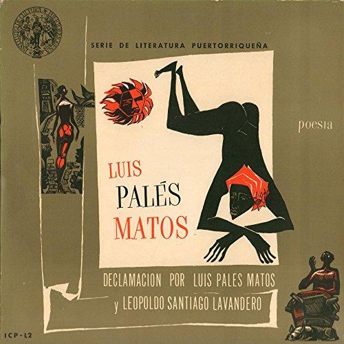 Poesía de Luis Palés Matos