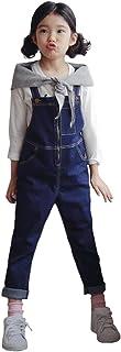 [FERE8890] 女の子 子供 キッズ サロペット ズボンつり オーバーオール サロペットパンツ サスペンダーズボン ゆとり カジュアル