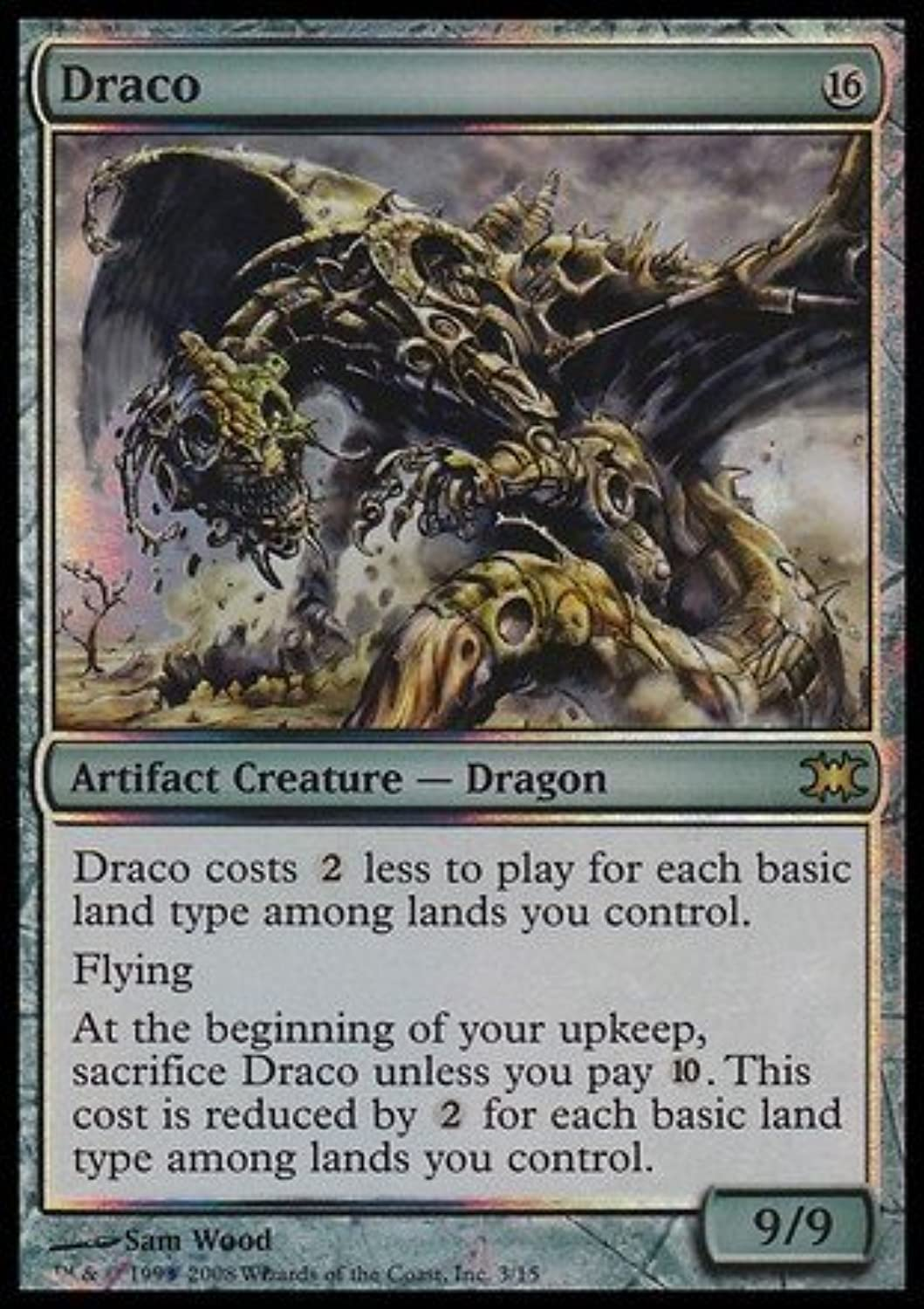 Magic  the Gathering - Draco - From the Vault  Dragons - Foil