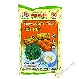La harina de arroz glutinoso VINH THUAN 400g de Vietnam - Pack de 12 unidades