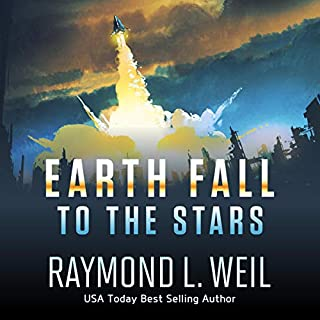 To the Stars     Earth Fall, Book 2              Written by:                                                                                                                                 Raymond L. Weil                               Narrated by:                                                                                                                                 Liam Owen                      Length: 10 hrs and 44 mins     Not rated yet     Overall 0.0