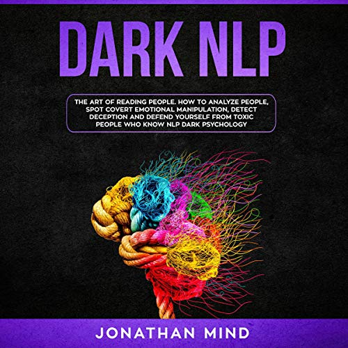 Dark NLP audiobook cover art