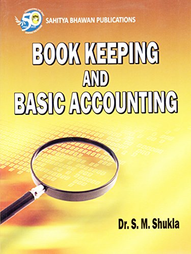 Book Keeping & Basic Accounting B.B.A 2nd Semester - Sahitya Bhawan Publications