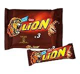 Zoom IMG-2 nestl lion snack con wafer
