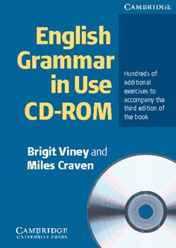 Preisvergleich Produktbild English Grammar in Use - Third Edition. Intermediate to Upper Intermediate / CD-ROM (single user)