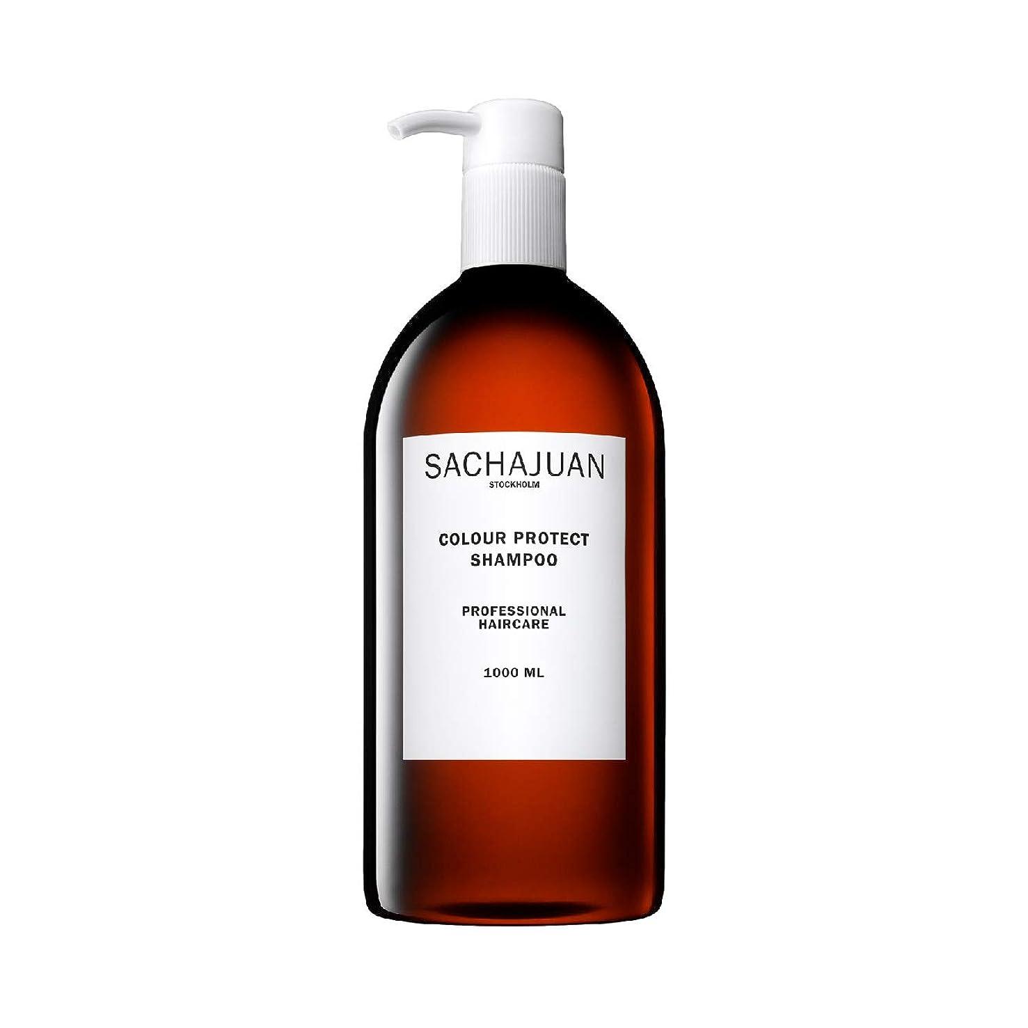 野心的おもしろいドナウ川サシャフアン Colour Protect Shampoo 1000ml/33.8oz並行輸入品