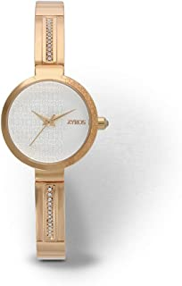 زايروس ساعة رسمية للنساء ، انالوج بعقارب - ZAA006L101011