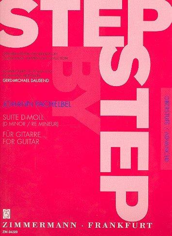 Suite d-Moll. Gitarre