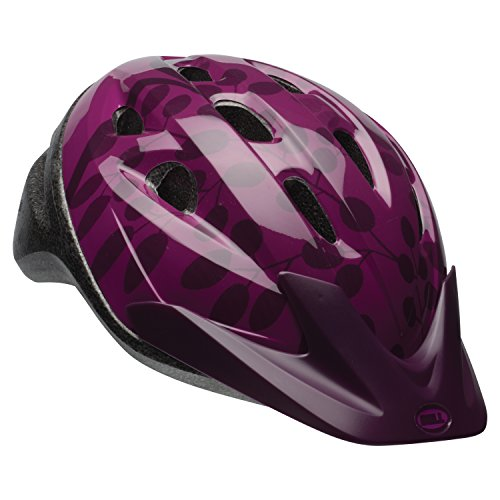 BELL Thalia Women's Bike Helmet , Thalia - Wine, 54-58 cm