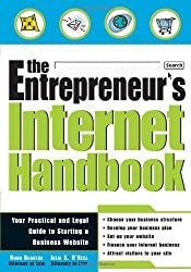 The Entrepreneur's Internet Handbook books about blogging