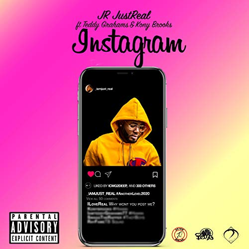 Instagram (feat. Teddy Grahams & Kony Brooks) [Explicit]