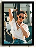 Leinwand Poster Kristen Stewart Filmstar Poster Wandkunst