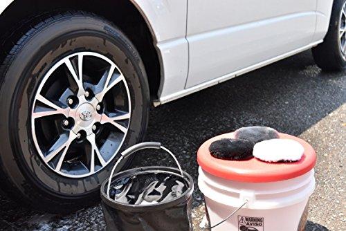 タロウワークス『ホイールリム用洗車グローブ』