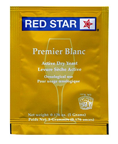 Red Star Red Star Premier Blanc Champagne Yeast (Pack of 10)